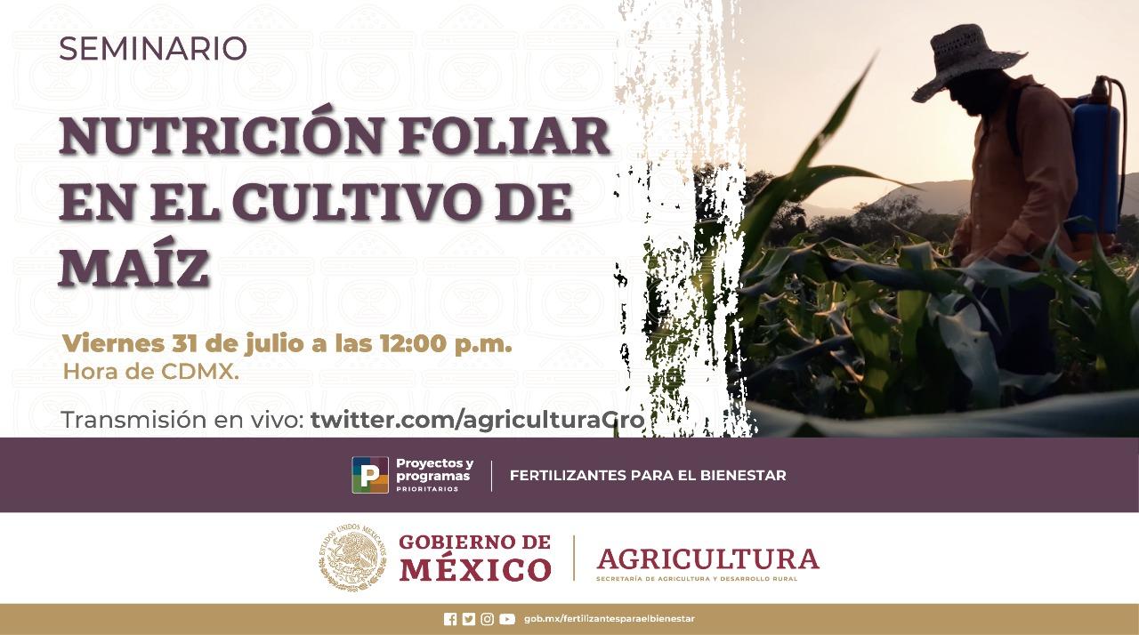 """Seminario """"Nutrición Foliar en el Cultivo de Maíz"""""""